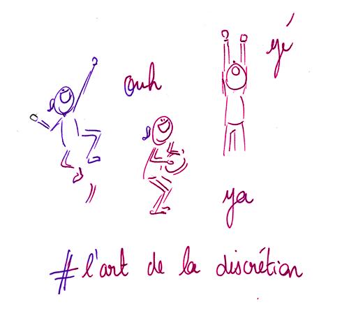 Cache ta joie